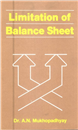 Limitation of Balance Sheet