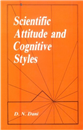 Scientific Attitude and Cognitive Styles